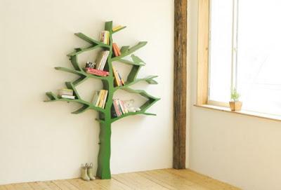 Полки-деревья