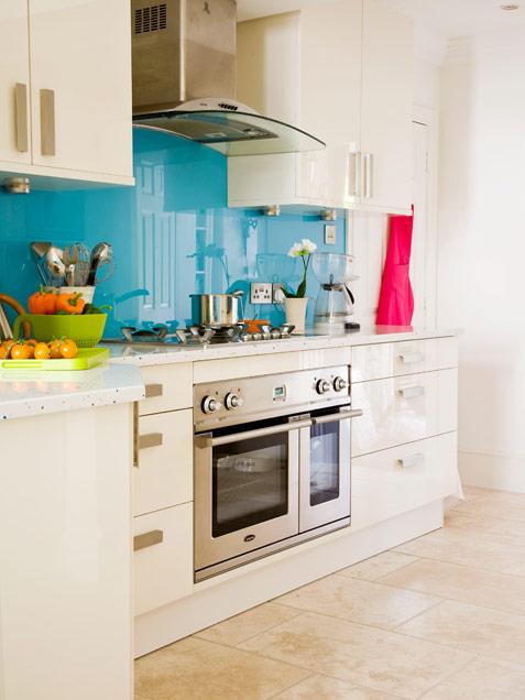 Дизайн кухни. Стеновые панели