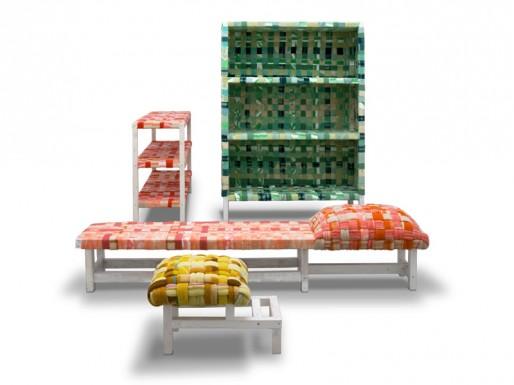 Мебель из кусочков