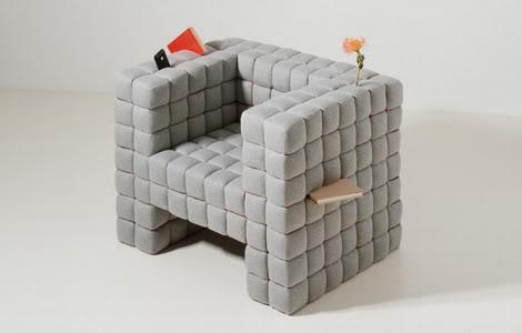 Кресло с секретом