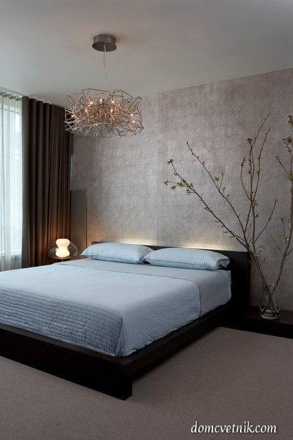 17 спален в стиле ДЗЭН