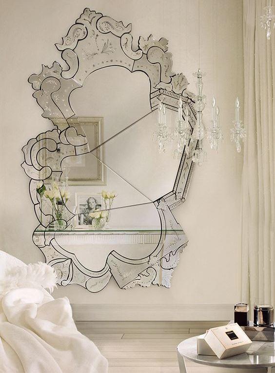 Оригинальные зеркала — стиль дома