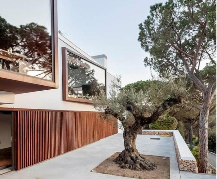 Красивый дом Magarola House в Каталонии, в Испании