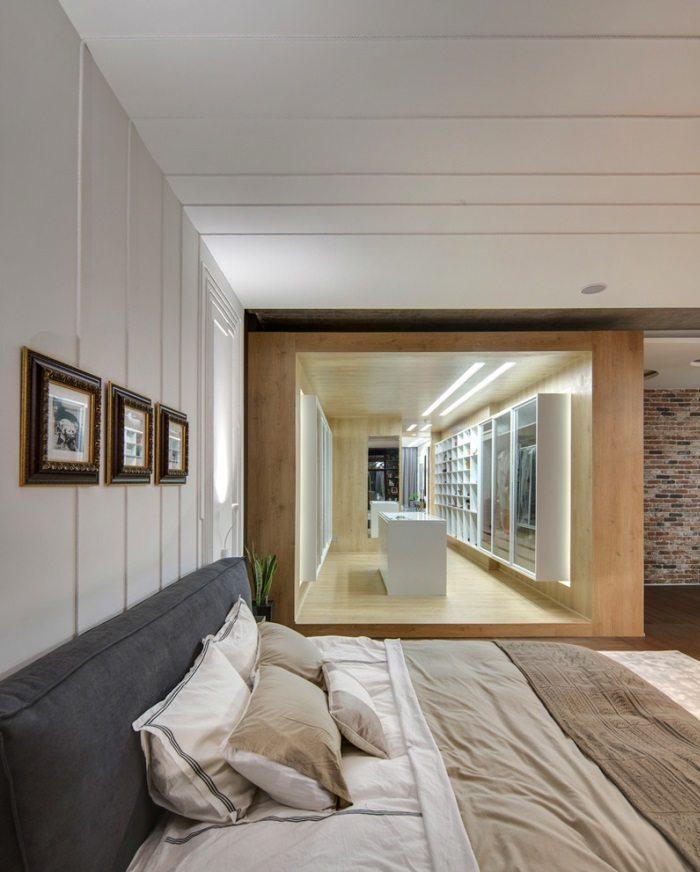 Декор стены и потолка при помощи электрического шнура
