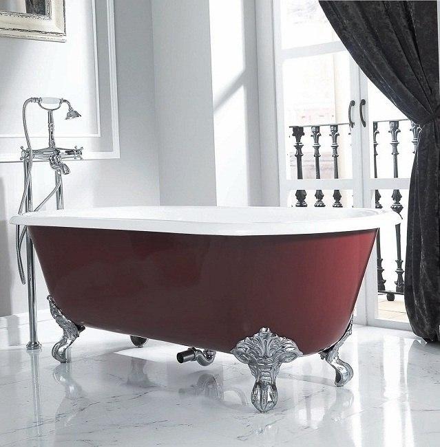 Какие преимущества и недостатки у чугунных ванн