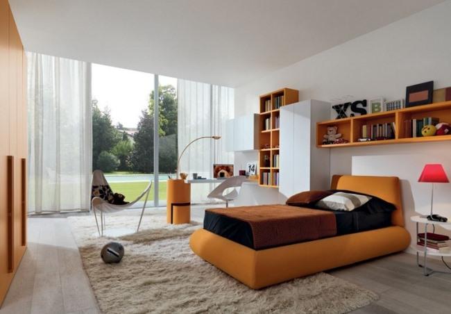 Красивые кровати в спальню фото