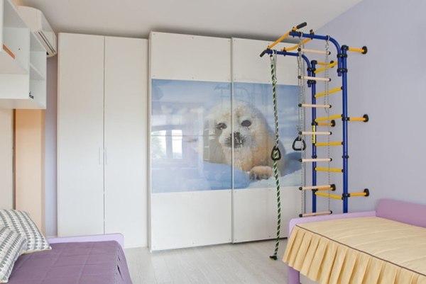Обновление трехкомнатной квартиры при помощи мебели Ангстрем