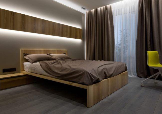 Четырехуровневая квартира со стильным интерьером в Киеве