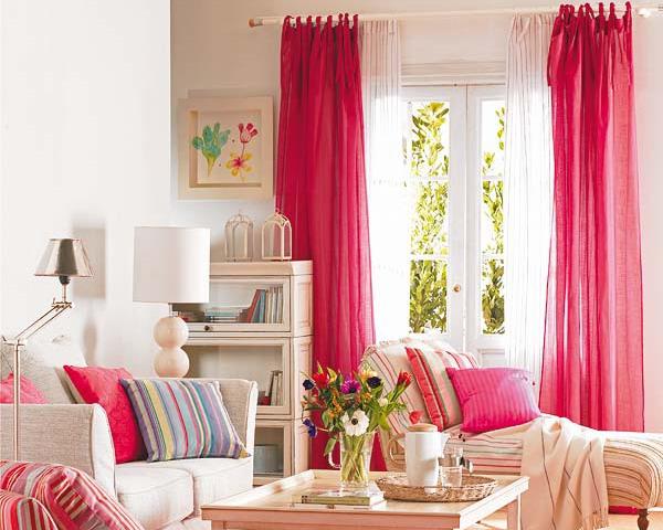 Интерьерные ткани и шторы