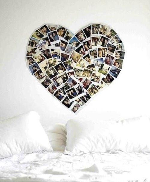 20+ идей украшения дома к празднику Святого Валентина