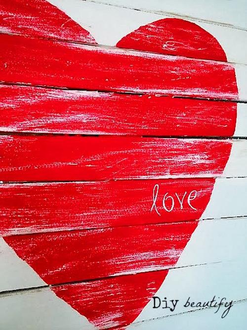 идей украшения дома к празднику Святого Валентина