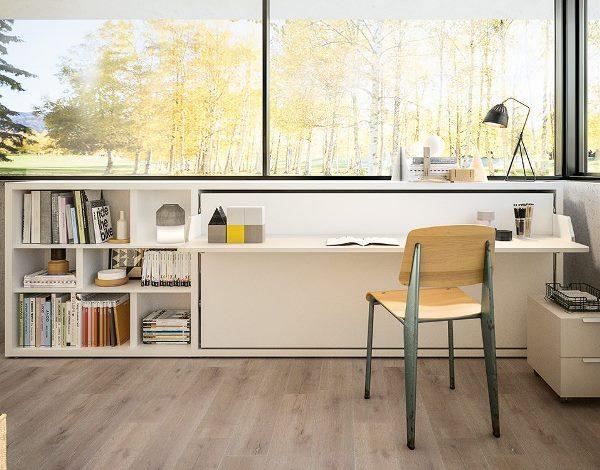 Мебель в стиле трансформер от Resource Furniture