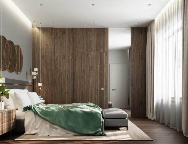 Красивый интерьер дома в Киеве от Yunakov Design