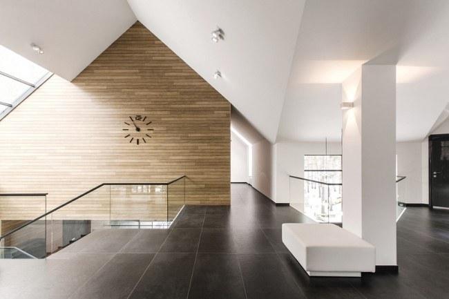 Стильный экодом от A61 Architect Bureau под Тюменью