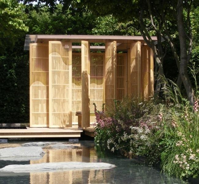 Идеи ландшафтного дизайна от Chelsea Flower Show