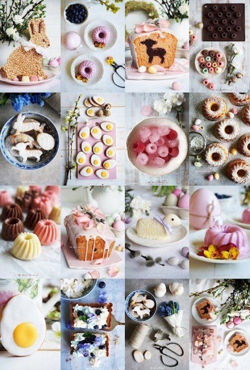 Идеи пасхального декора и угощений