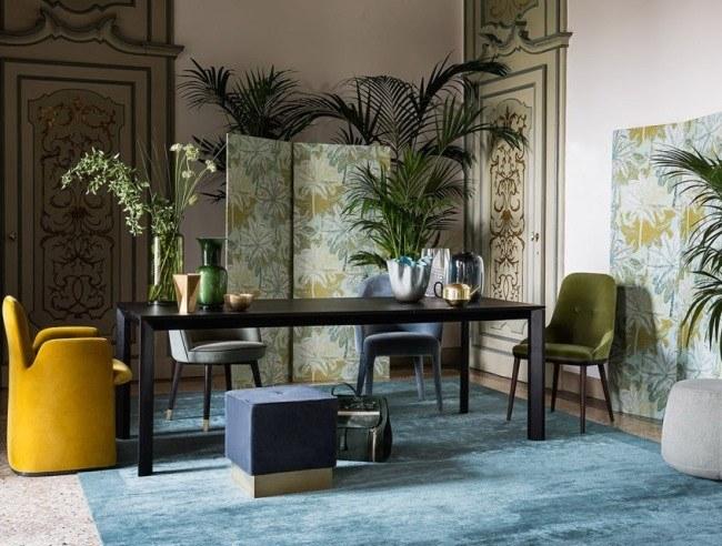 Exotic Dream - винтажный интерьер в объективе Lorenzo Pennati