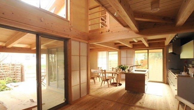 идей для кухни, вдохновленной японским стилем (japanese style kitchen)