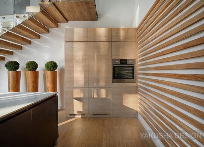 Дом-куб от Yakusha Design