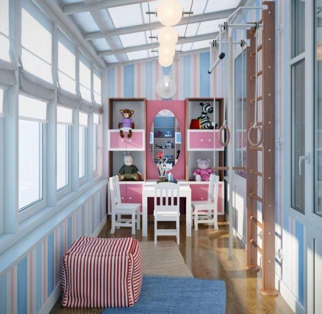 Идеи как обустроить балкон фото