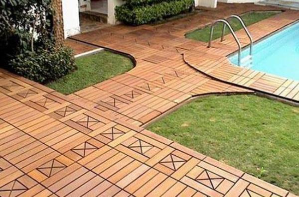35 идей красивых садовых дорожек из тротуарной плитки