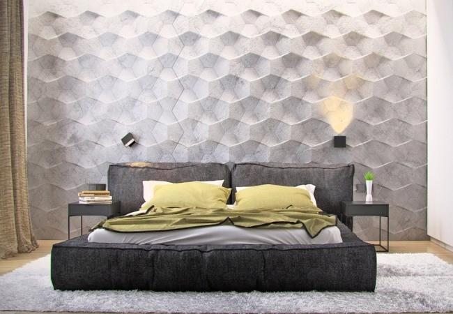 Декоративные стеновые панели. Как создать дизайнерский интерьер