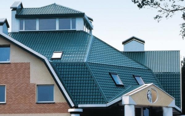 Как выбрать металлочерепицу для крыши