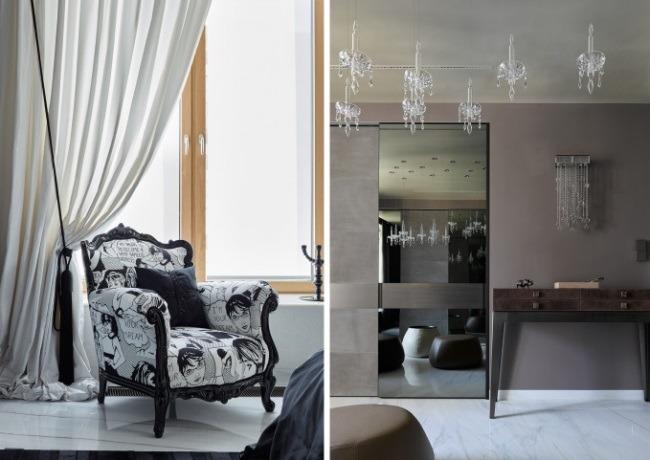 Шикарные приватные апартаменты в Москве от дизайнера интерьеров Тани Мининой