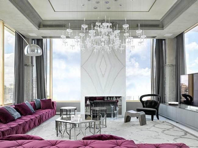 Шикарные приватные апартаменты в Москве от Тани Мининой