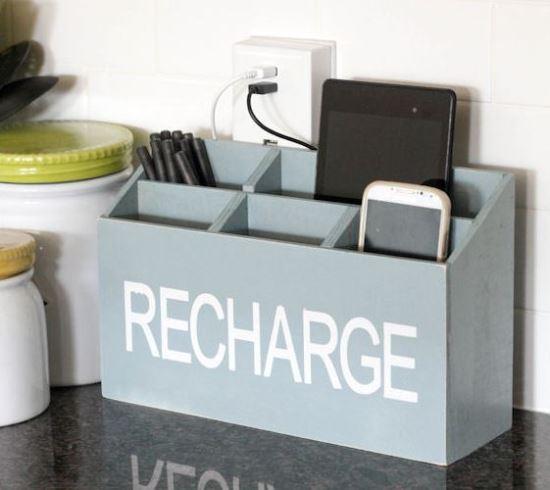 12 идей организации Charging Station