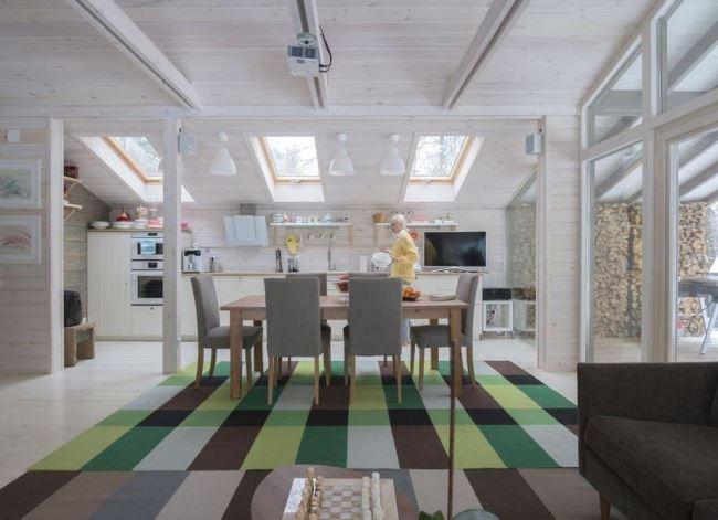 Модульный дом DublDom от компании Bio Architects