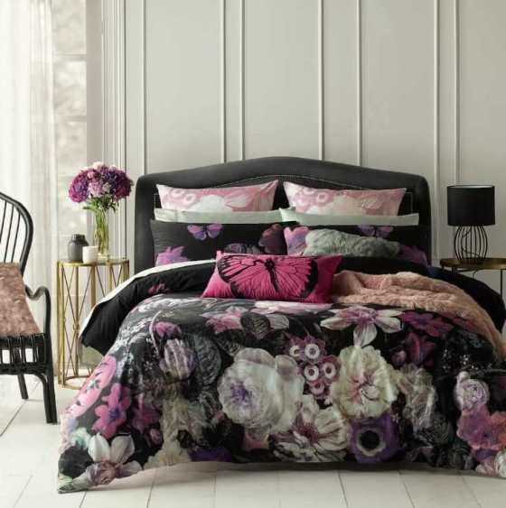 20 великолепных спален с красивым постельным бельем
