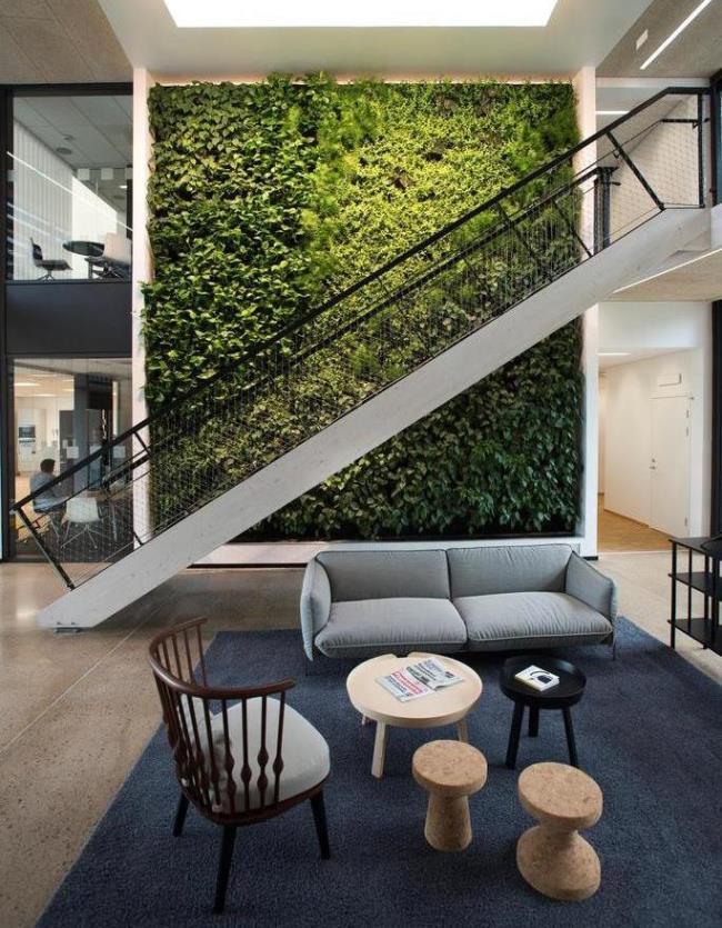 30 великолепных примеров вертикального озеленения