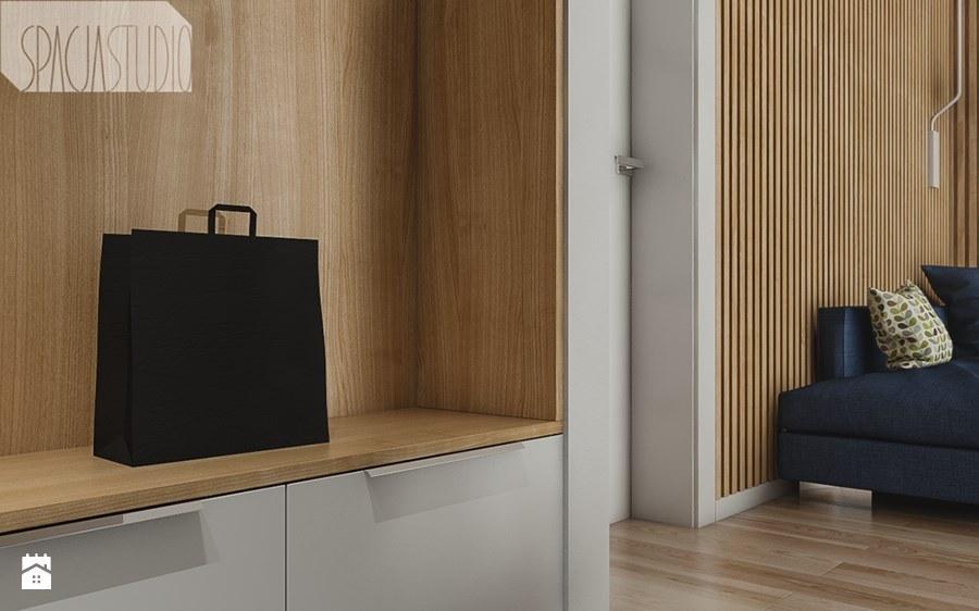 Стильный дизайн квартиры от Spacja Studio
