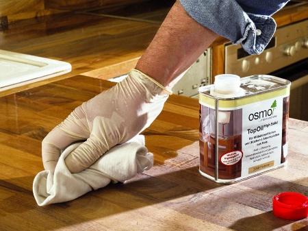 Тунговое масло для защиты деревянных изделий в доме