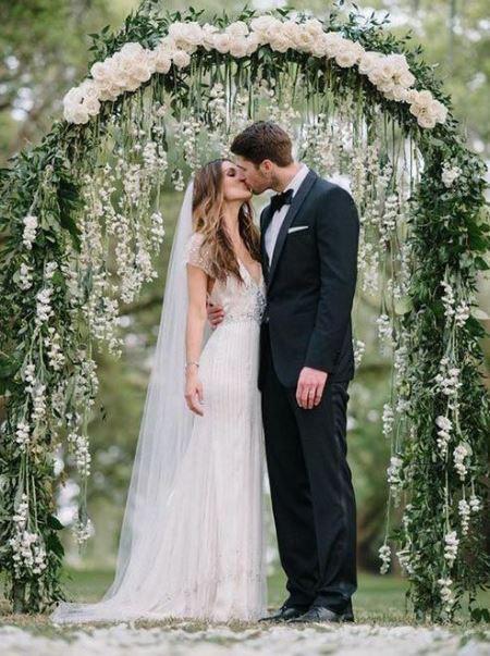 30 красивых идей для весенней свадьбы