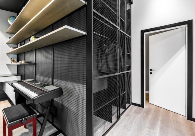 Индустриальная квартира в Вильнюсе от Studio Interjero Architektura