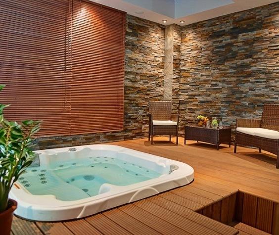 18 способов устроить мини спа бассейн у вас дома