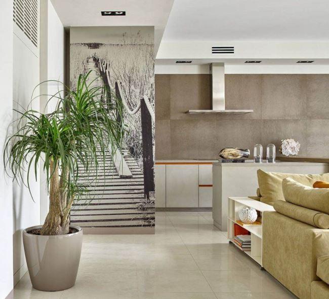 Эксцентричные апартаменты от Gruppa Geometra в Москве