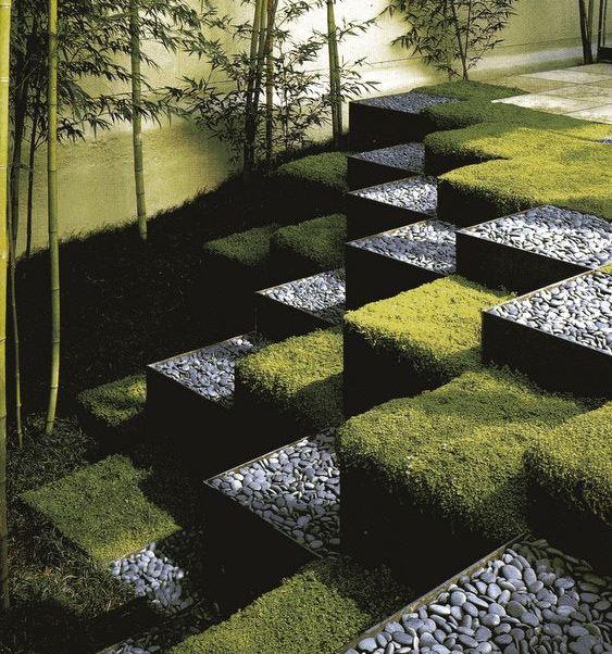 75 красивых идей как использовать щебень и гальку в ландшафтном дизайне