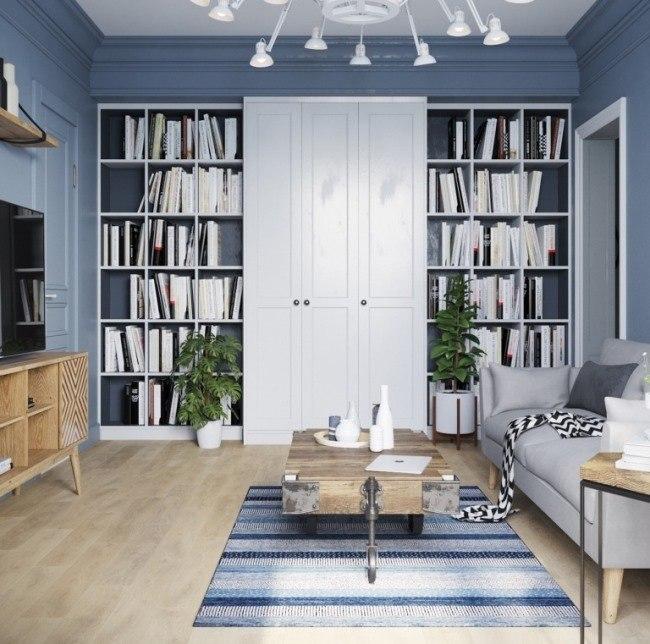 Скандинавский стиль по-петербургски от Cartelle Design