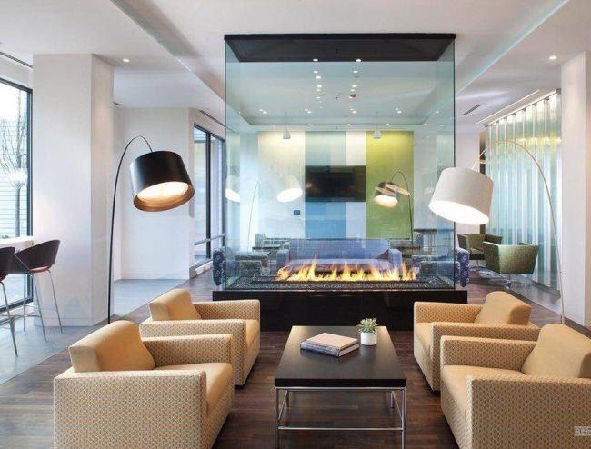 30 вариантов каминов, которые вы хотели бы иметь в своем доме