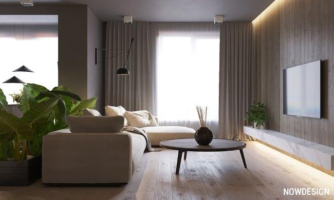 Дизайн квартиры от NOWDESIGN STUDIO