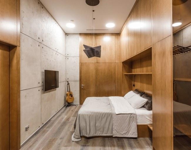 Современные апартаменты в Краснодаре от Андрея Попова