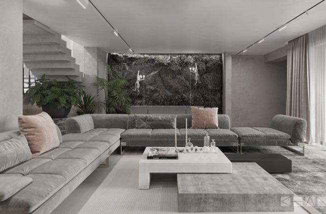 Дом перфекциониста от KHANI design