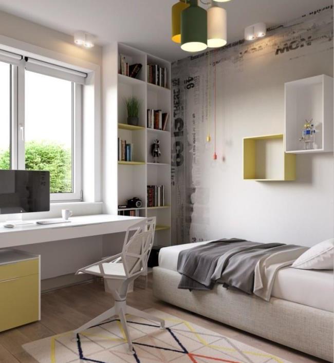 Стильная квартира в Киеве от ART PARTNER