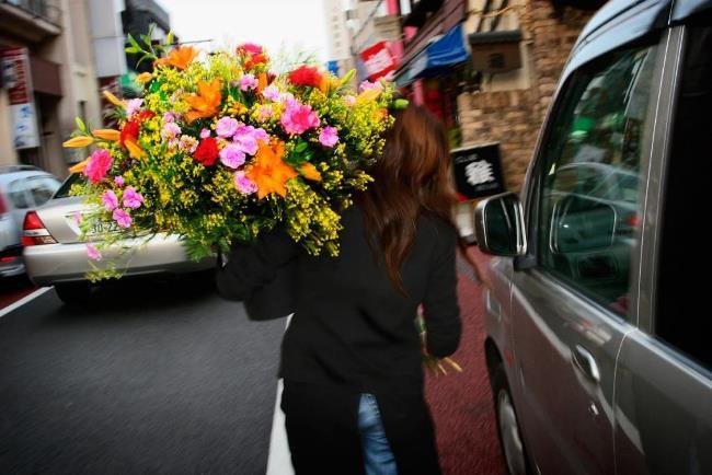 Цветы по Интернету - просто и удобно!