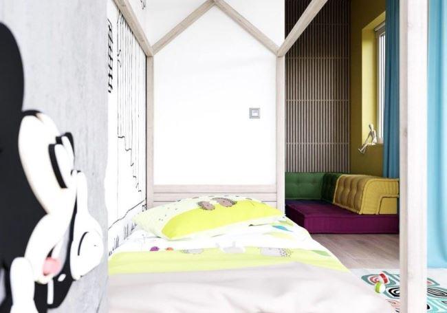 Светлая квартира в Киеве от Artpartner