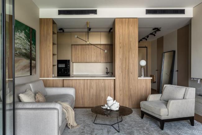 Красивая квартира в Москве