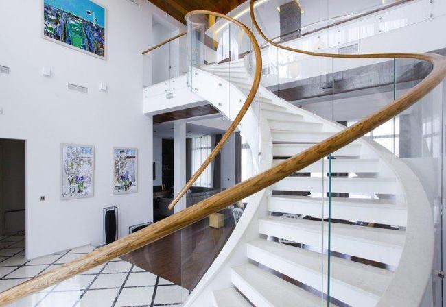 Резиденция в Киеве от OM Architecture